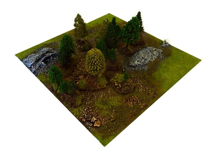 Kickstarter Tabletop Alert: Pedion Modular Terrain System - GeekDad