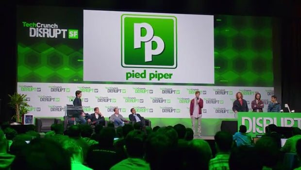 """Pied Piper"" from HBO's ""Silicon Valley"""