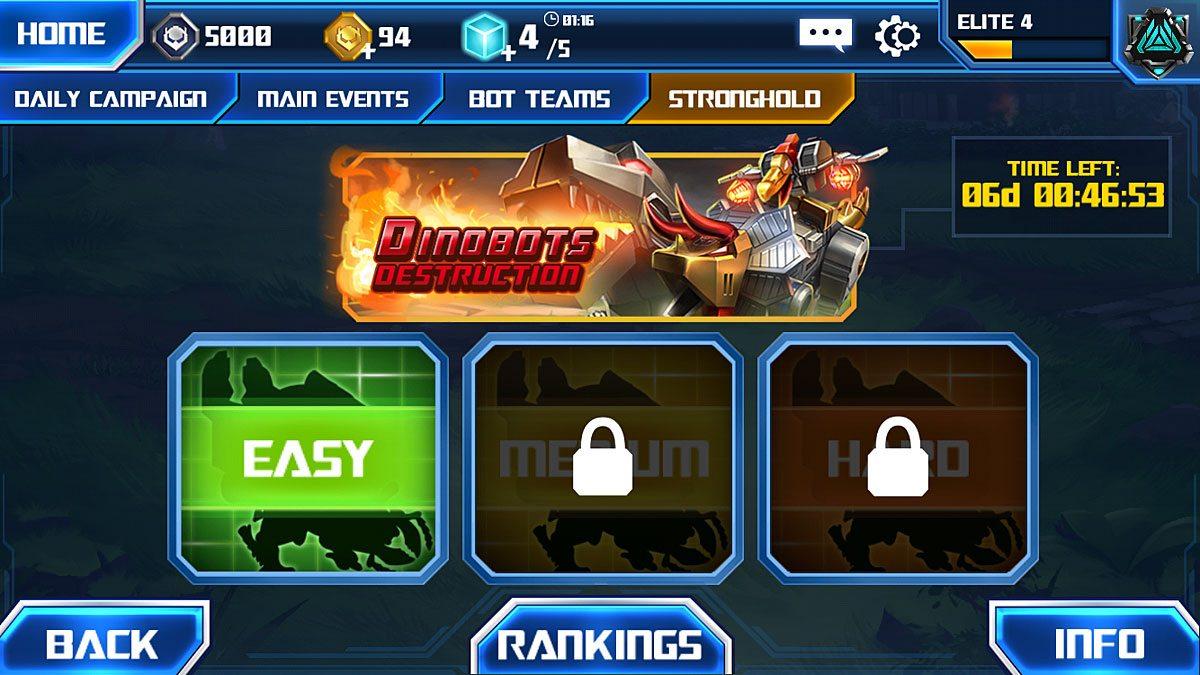TFBT-Dinobots-Stronghold