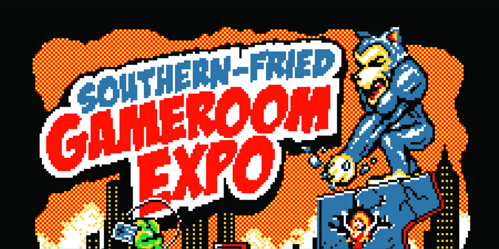 Win a Southern-Fried Gameroom Expo Prize Pack