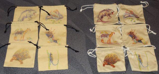 Evolution bags