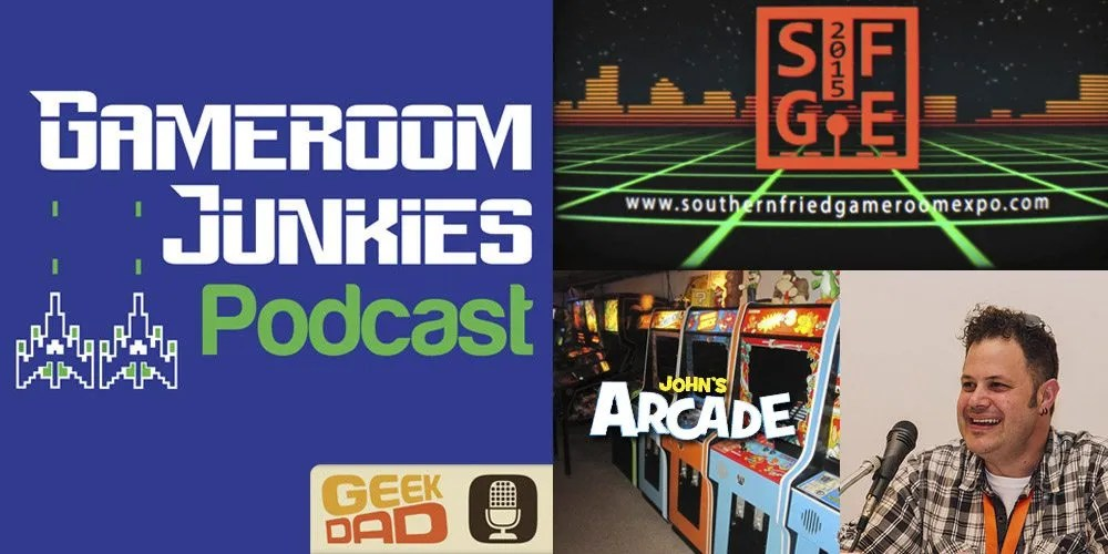 Gameroom Junkies Podcast #53 - Inside Arcade Collecting with John Jacobsen
