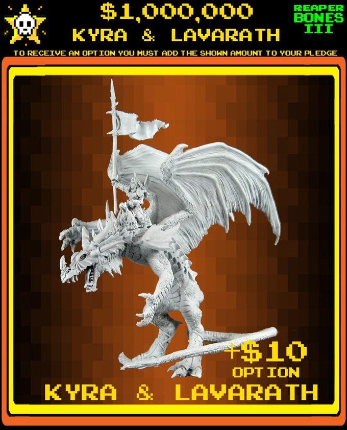 Reaper Bones Figure
