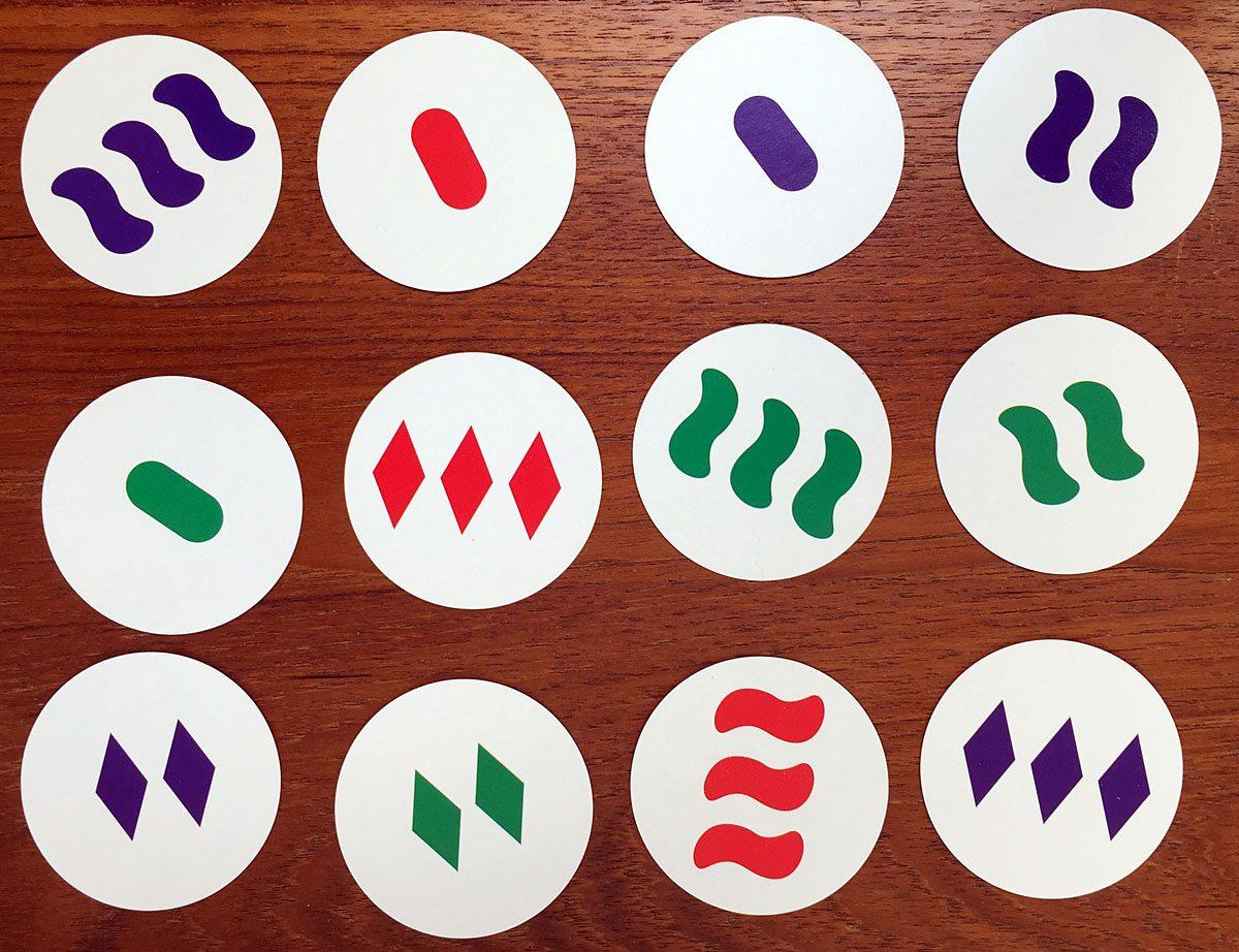 SET-cards