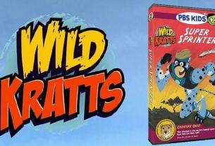 Wild Kratts - Super Sprinters