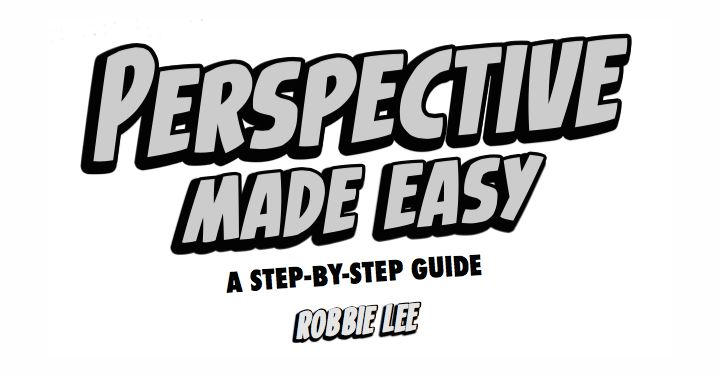 Perspective Made Easy Title Page