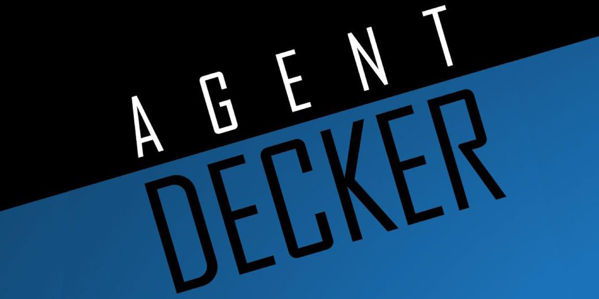 Table for One: 'Agent Decker'