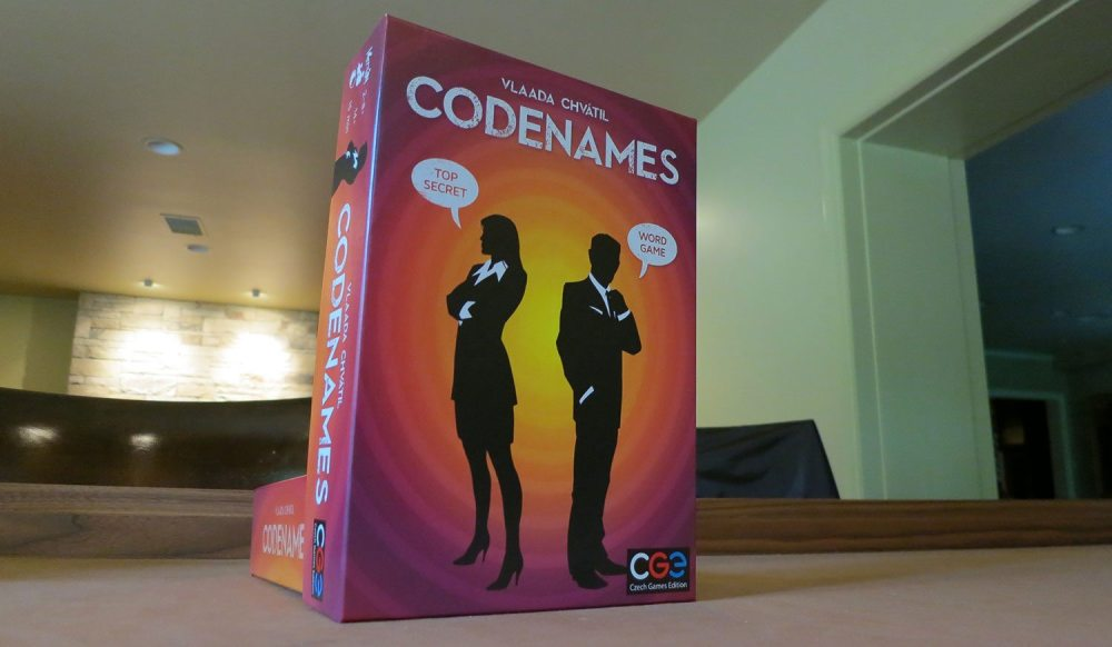 'Codenames': 's Favorite Game of Gen Con