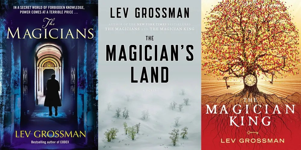 Lev Grossman Interview Cover
