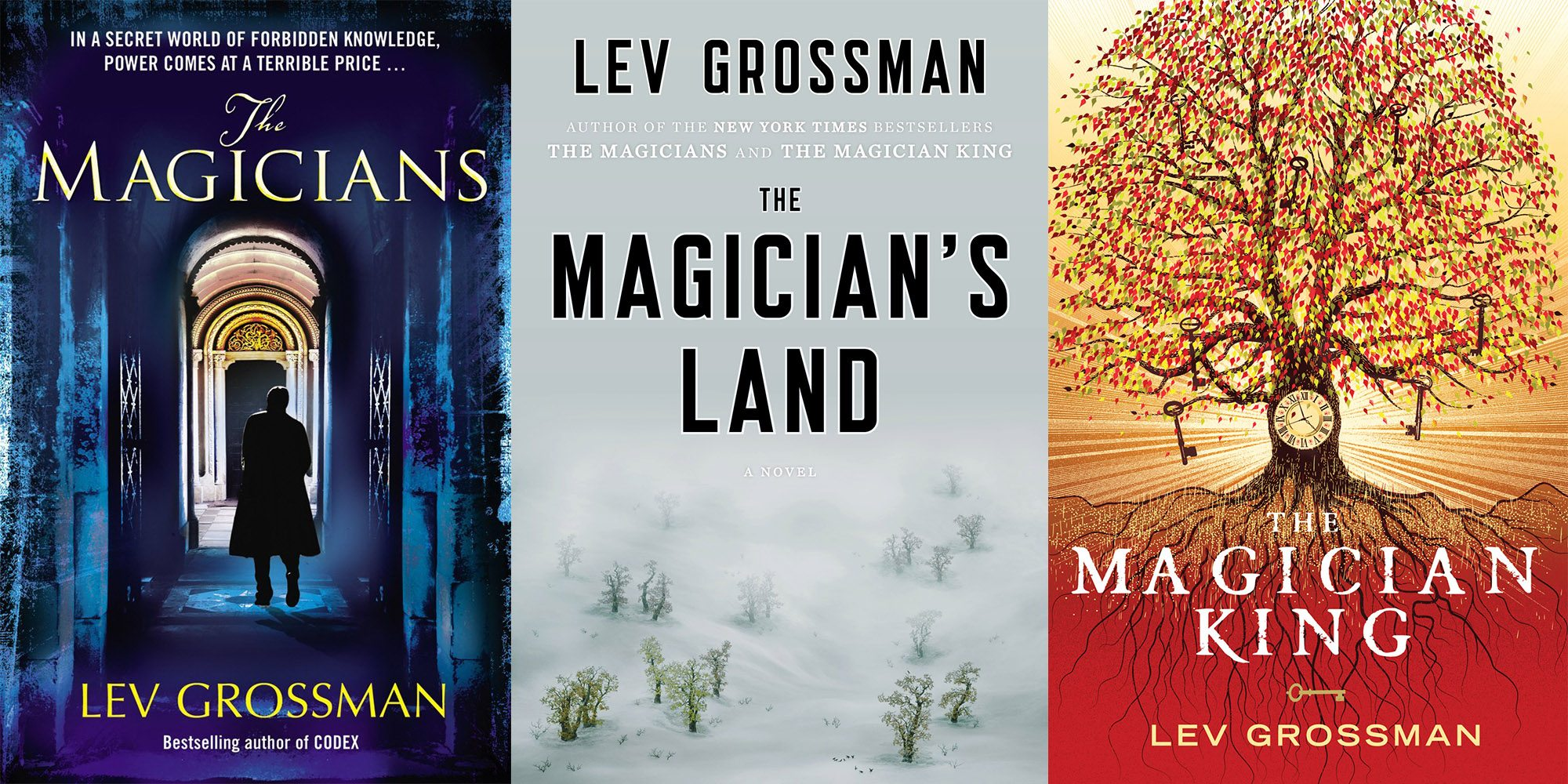 GeekDad Interviews Lev Grossman