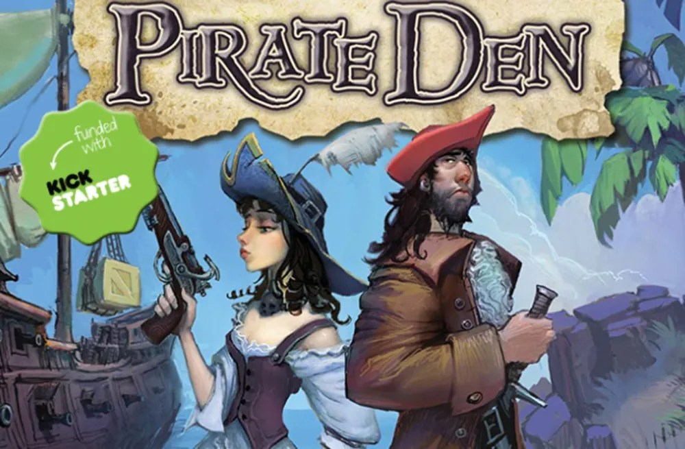 PirateDen