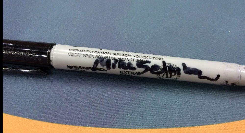 Selinker pen