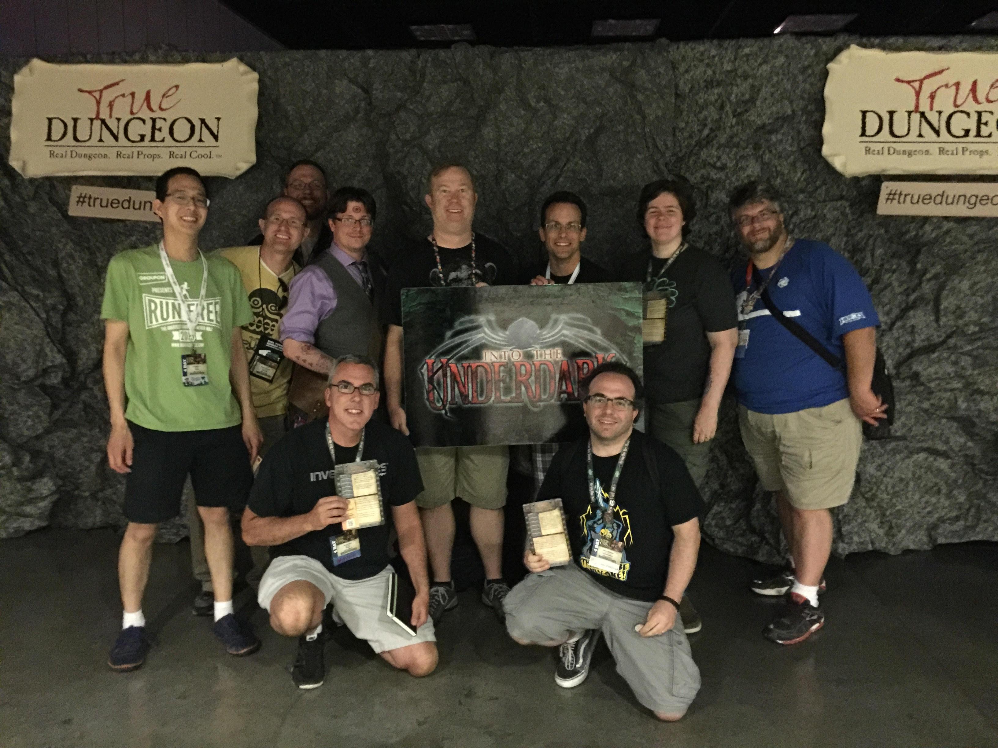 Geekdad 2015 Crew