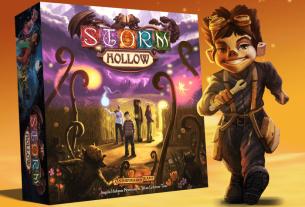 Storm Hollow box