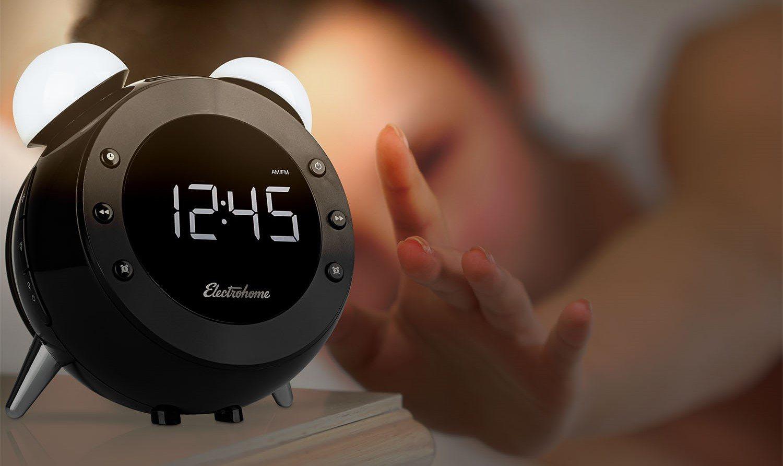 Retro Clock Radio Upgrades Mornings