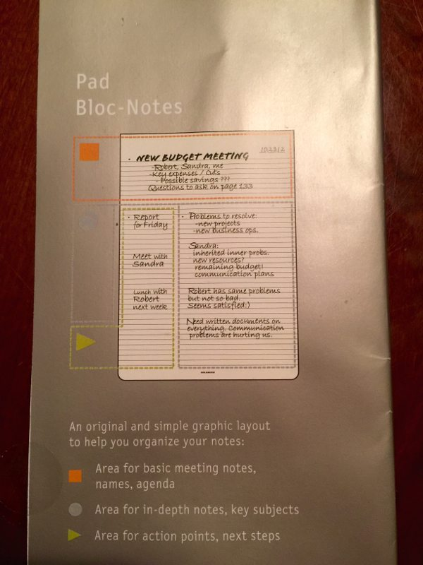 moleskine levels up with evernote and pro edition