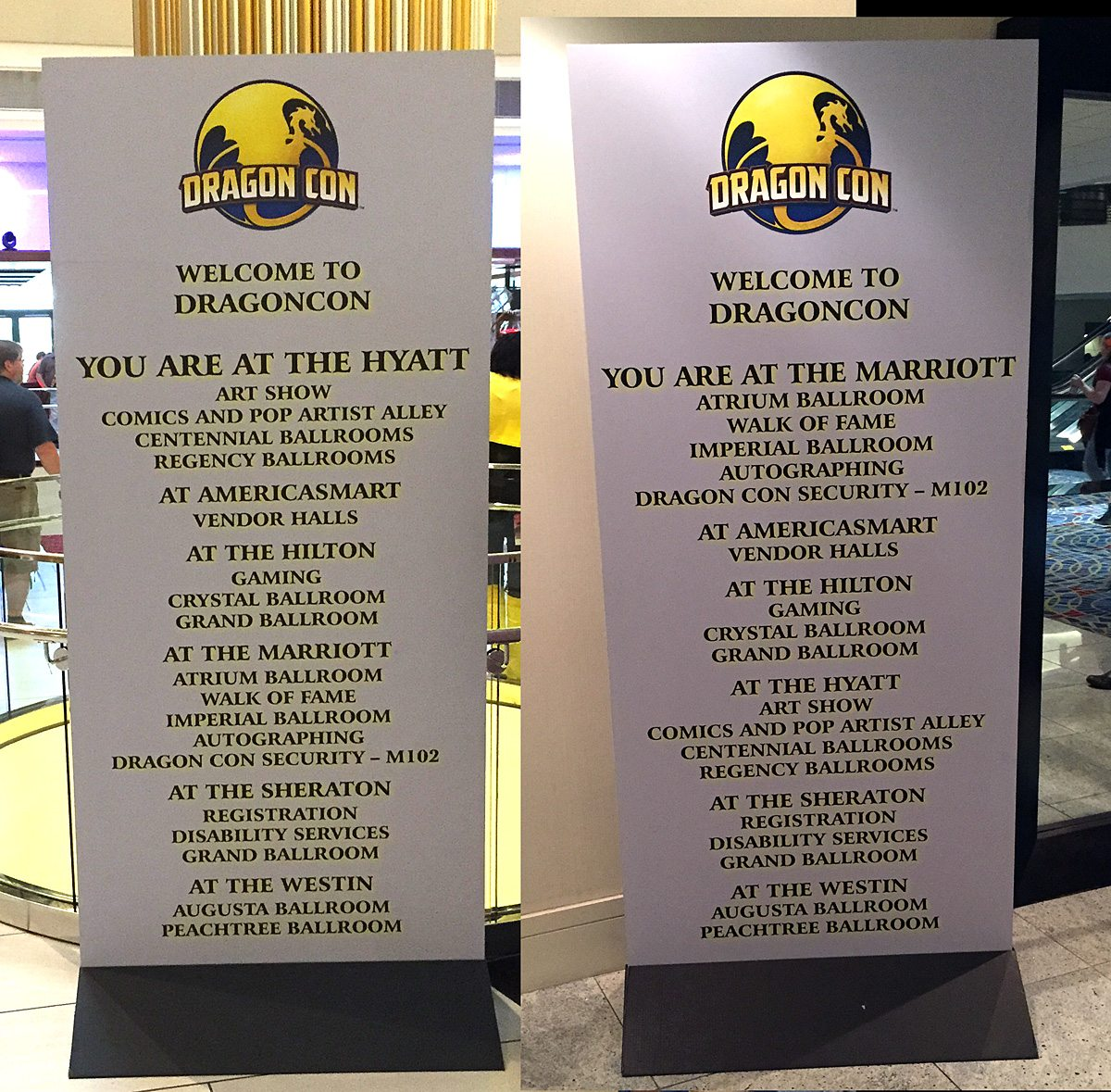 DragonCon-HotelSigns