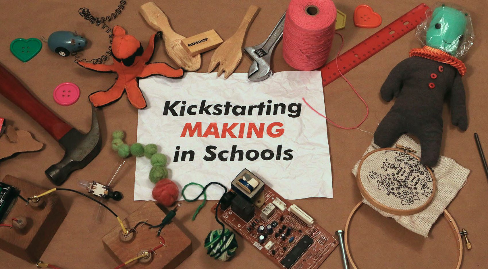 New Program Helps Schools Run Kickstarters for Maker Spaces