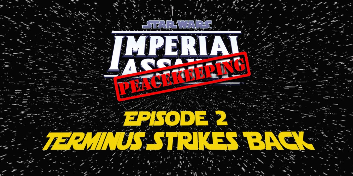 Episode II – Terminus Strikes Back