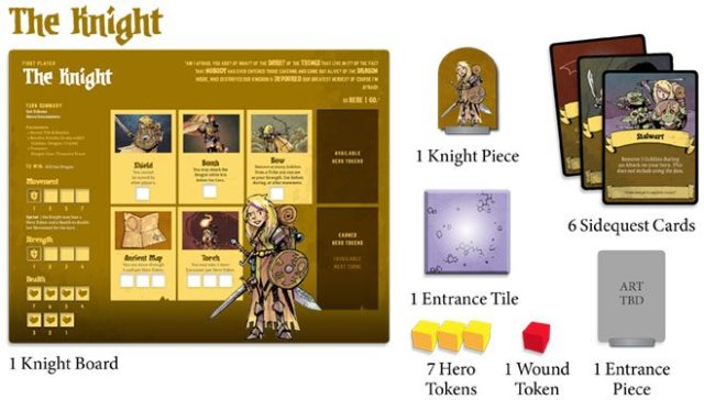 Knight components