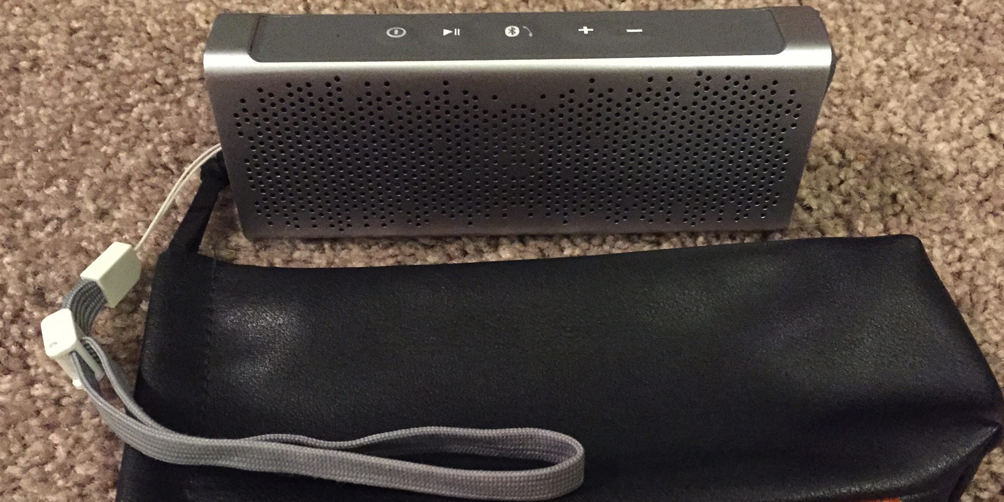 Gadget Review: Inateck Waterproof Bluetooth Speaker
