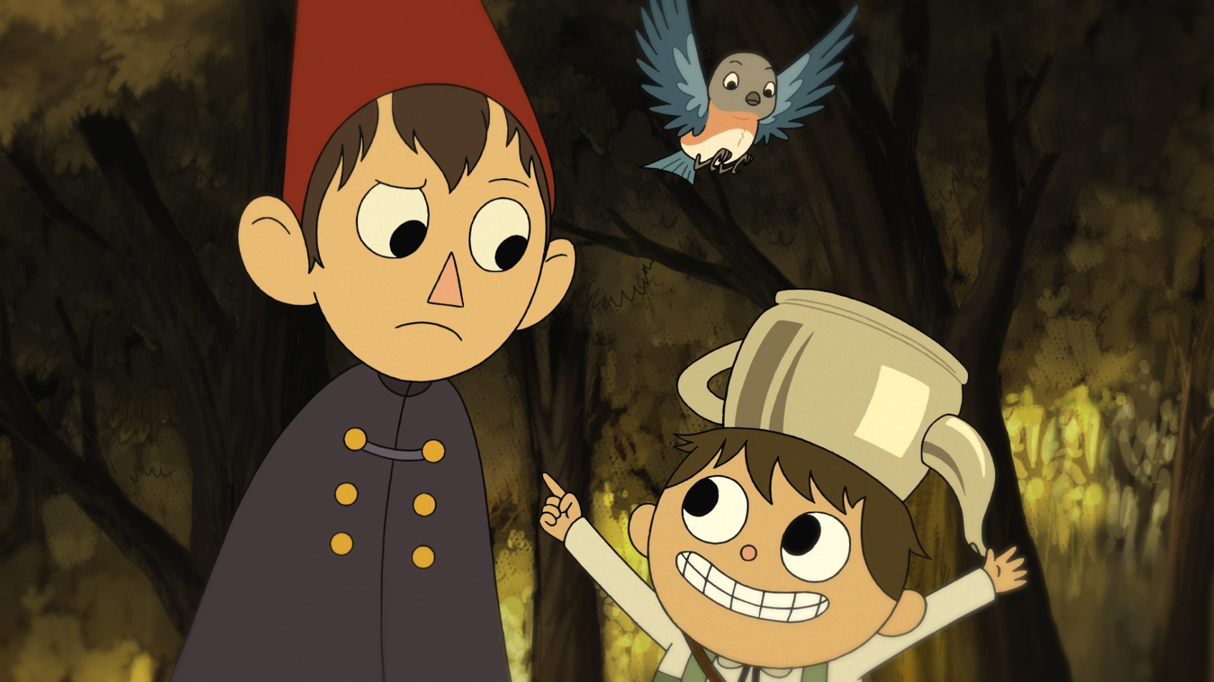 Over the Garden Wall\' Review and Giveaway - GeekDad