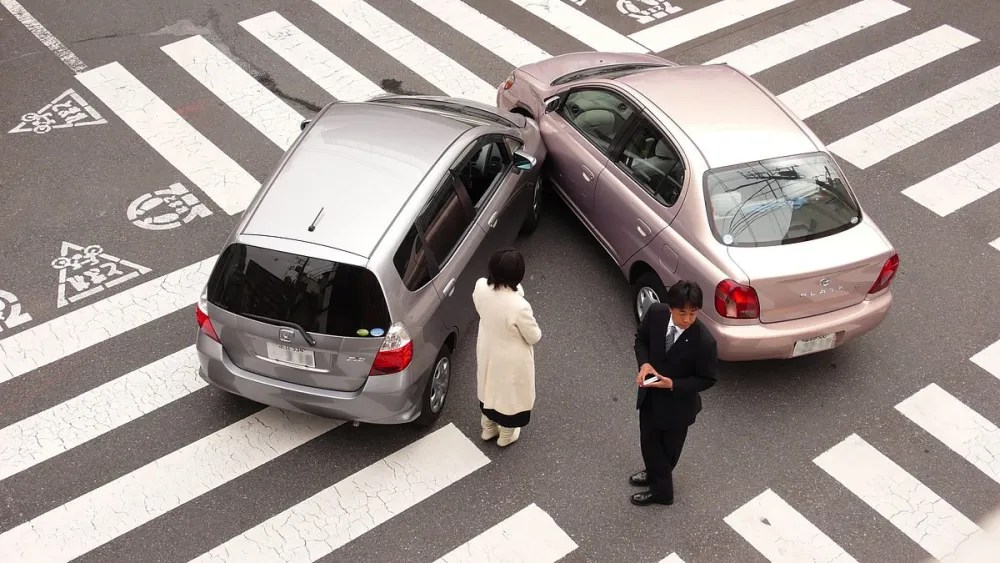 """""""Japanese car accident blur"""" by Japanese_car_accident.jpg: Shuets Udonoderivative work: Torsodog (talk) - Japanese_car_accident.jpg. Licensed under CC BY-SA 2.0 via Commons - https://commons.wikimedia.org/wiki/File:Japanese_car_accident_blur.jpg#/media/File:Japanese_car_accident_blur.jpg"""
