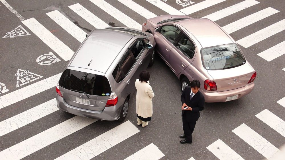 """Japanese car accident blur"" by Japanese_car_accident.jpg: Shuets Udonoderivative work: Torsodog (talk) - Japanese_car_accident.jpg. Licensed under CC BY-SA 2.0 via Commons - https://commons.wikimedia.org/wiki/File:Japanese_car_accident_blur.jpg#/media/File:Japanese_car_accident_blur.jpg"