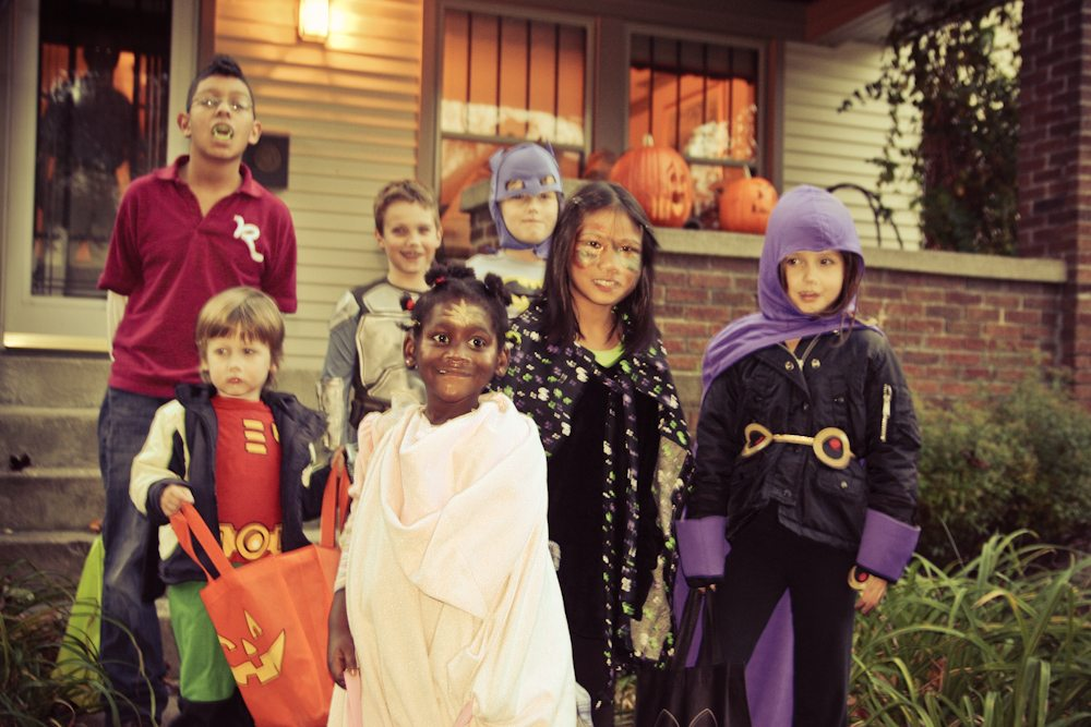 Why Halloween Is Good for Your Kids