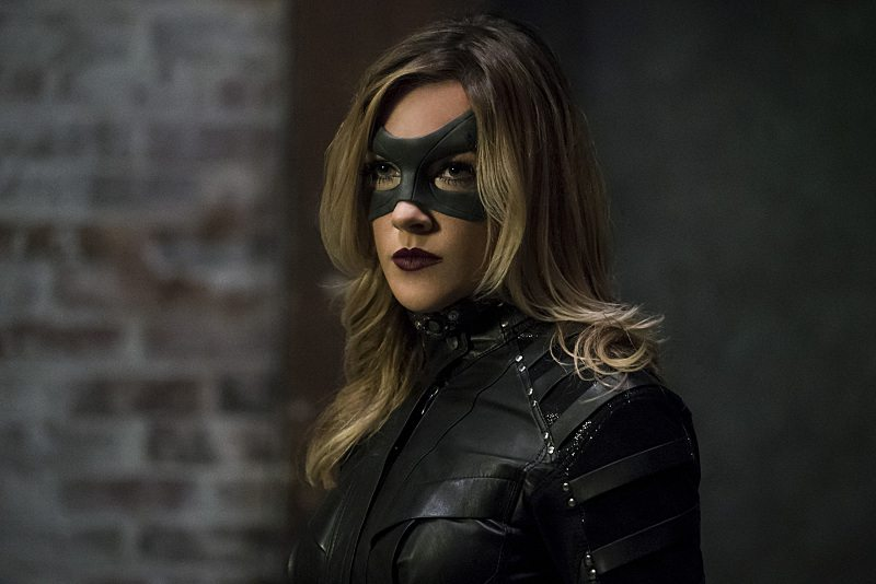 """Arrow -- """"The Candidate"""" -- Image AR402A_0406b -- Pictured: Katie Cassidy as Black Canary -- Photo: Katie Yu /The CW -- �© 2015 The CW Network, LLC. All Rights Reserved."""