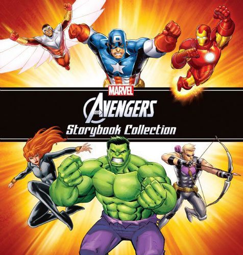 Avengers Storybook Collection