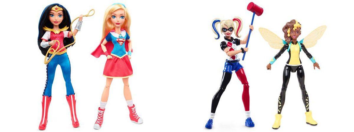 DCSuperGirls-toys