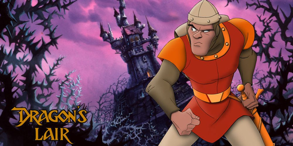 Don Bluth Wants You to Kickstart a 'Dragon's Lair' Movie
