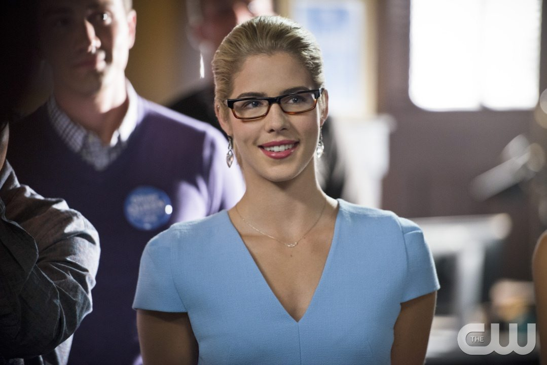"""Arrow -- """"Beyond Redemption"""" -- Image AR405A_0241b.jpg -- Pictured: Emily Bett Rickards as Felicity Smoak -- Photo: Diyah Pera/ The CW -- �© 2015 The CW Network, LLC. All Rights Reserved."""