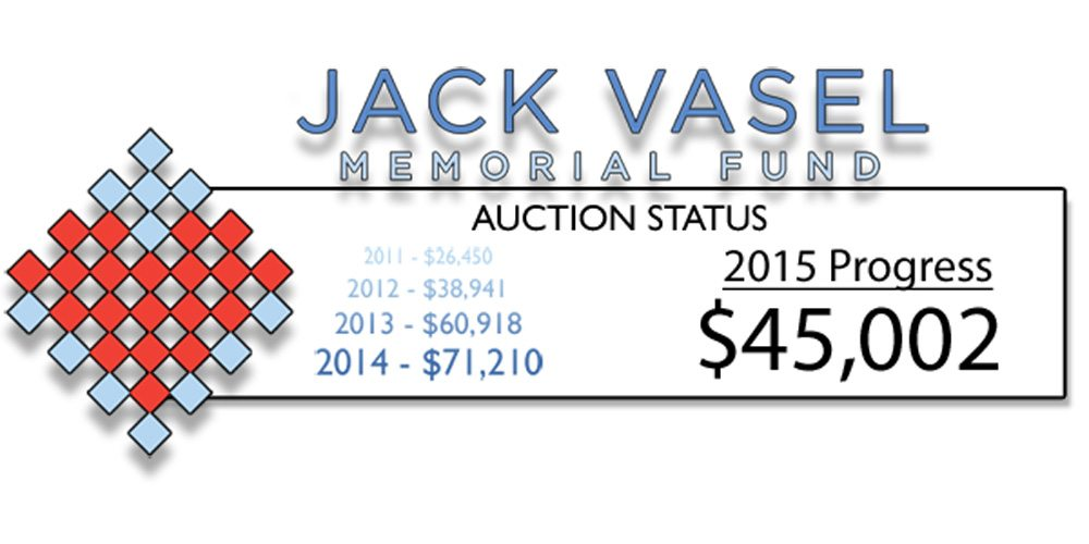 Jack Vasel Memorial Fund 2015