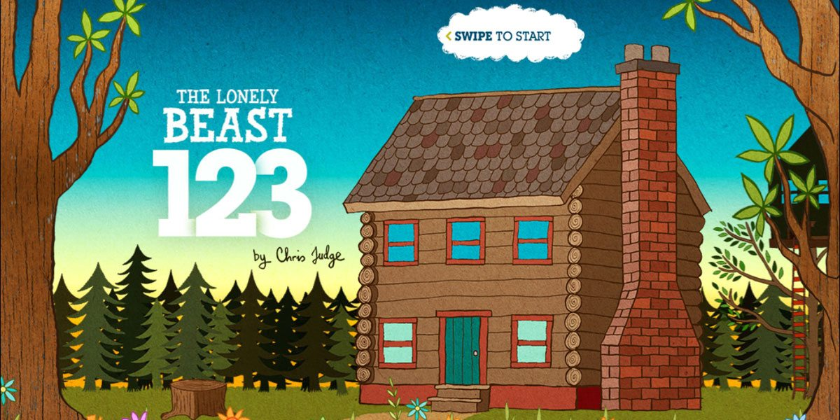 Review: 'The Lonely Beast 123' App