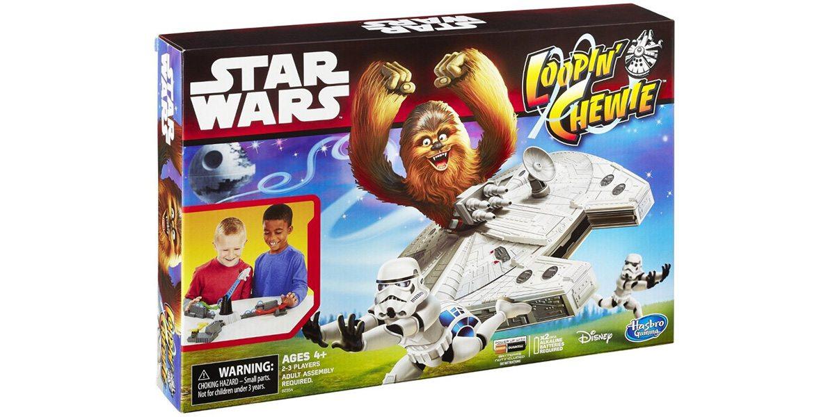 Loopin Chewie