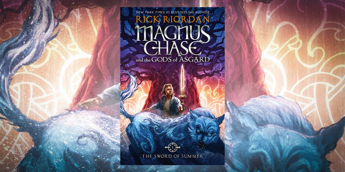 GeekDad Interviews Rick Riordan, Author of 'Magnus Chase'