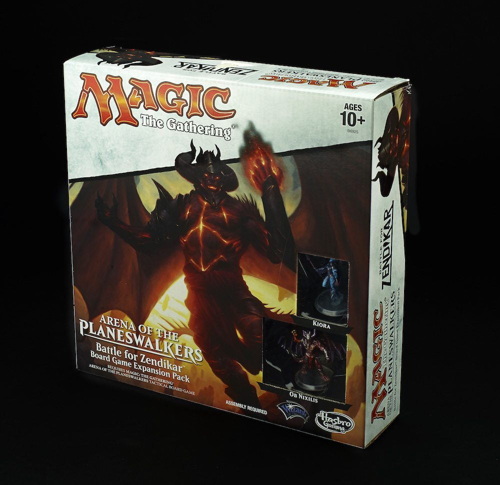 Pre-Order the 'Magic: The Gathering Arena of the Planeswalkers', 'Battle For Zendikar' Expansion