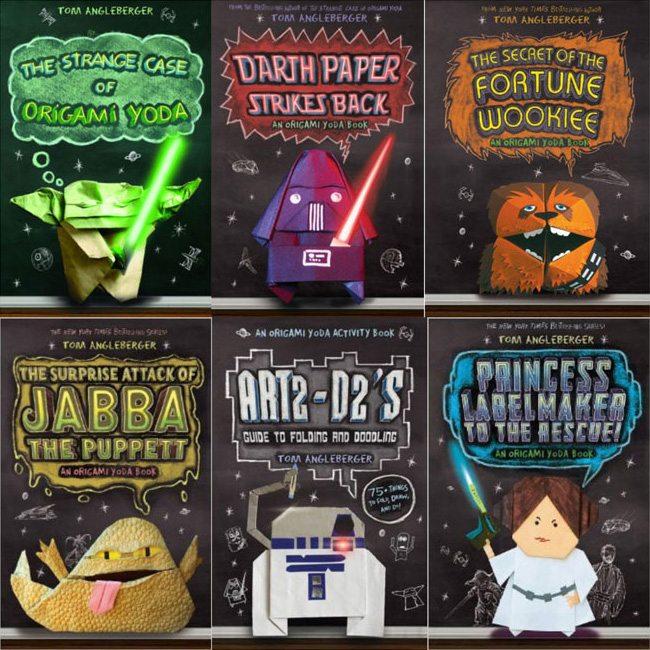 Origami Yoda series
