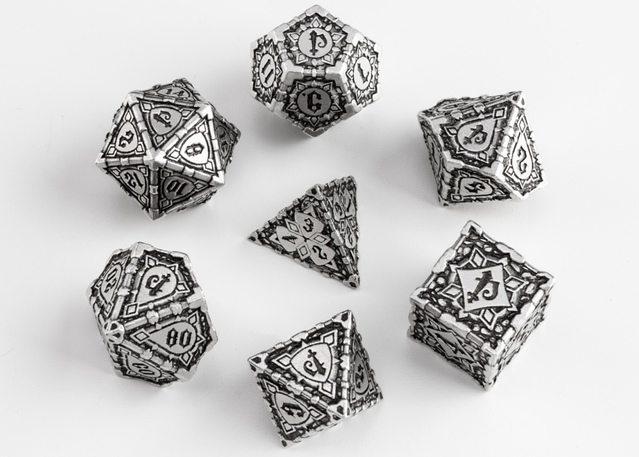pathfinder RPG dice