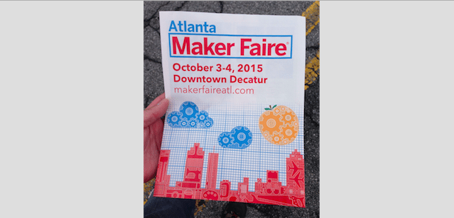 Maker Faire Atlanta 2015 Revisited