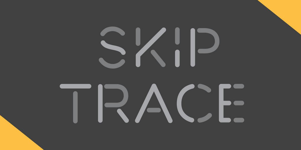 "Kickstarter Tabletop Alert: 'Skip Trace,' ""I Want Them Alive. No Disintegration."""