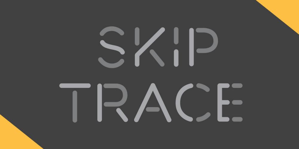 Skip Trace Logo