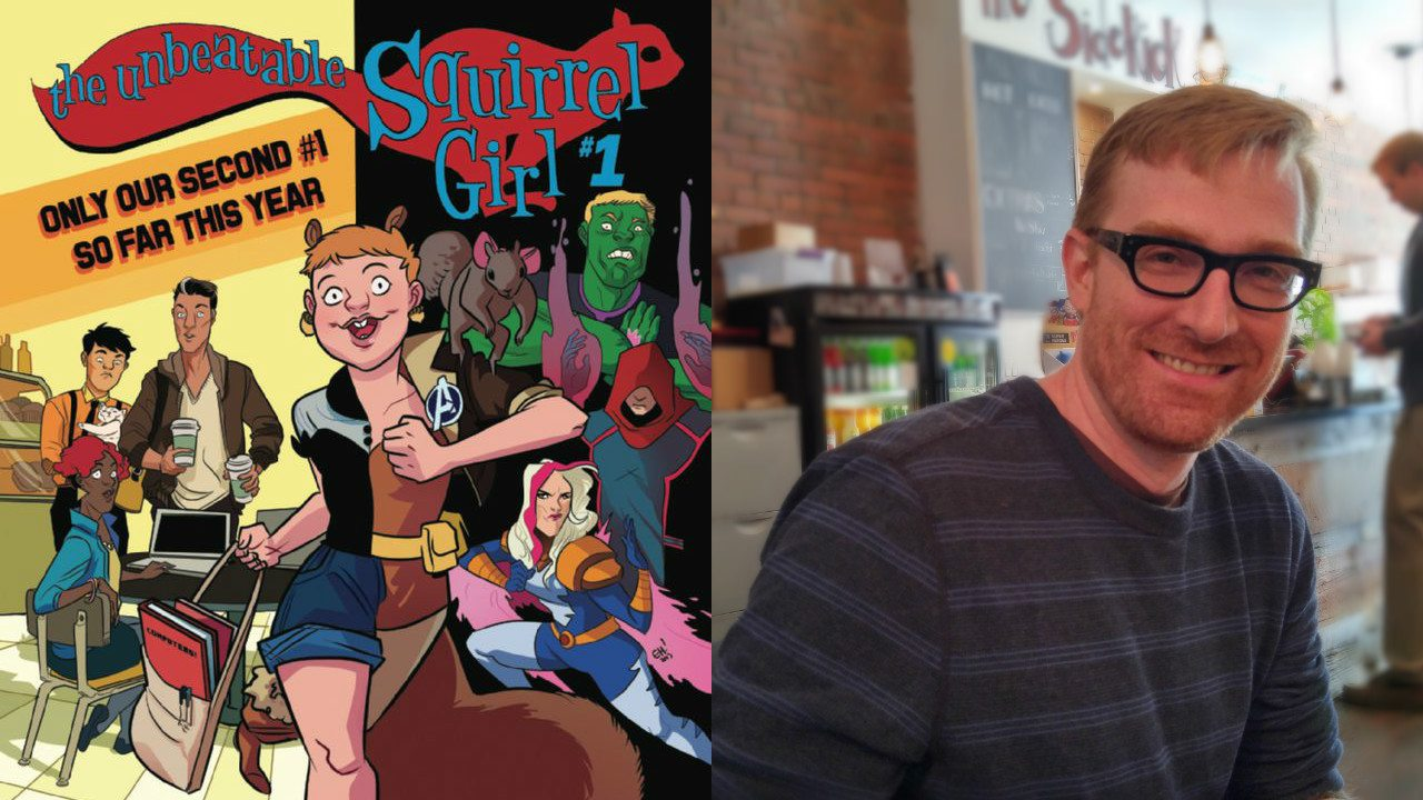Writer Ryan North Talks New 'Squirrel Girl #1'