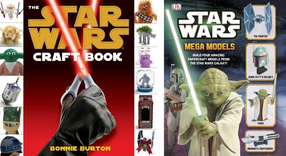 Star Wars Craft Book, Mega Models