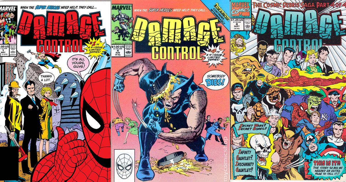 'Marvel's Damage Control' Coming to ABC