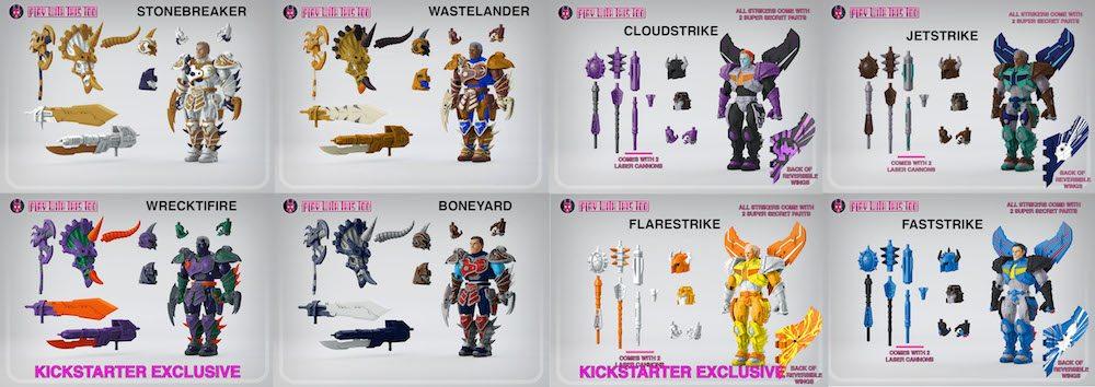 Kickstarter Alert: Boneyard & Jetstrike by Play With This Too
