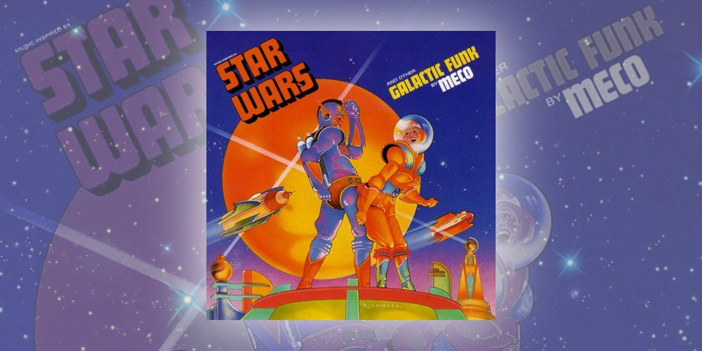 Blast from the Past: Space Disco 'Star Wars' Theme from Meco