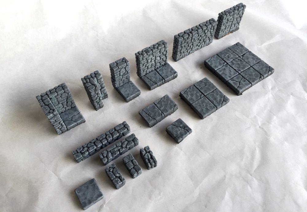 Base Pieces